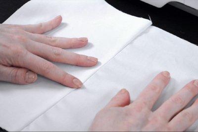 How to Sew a Straight Stitch - Seam