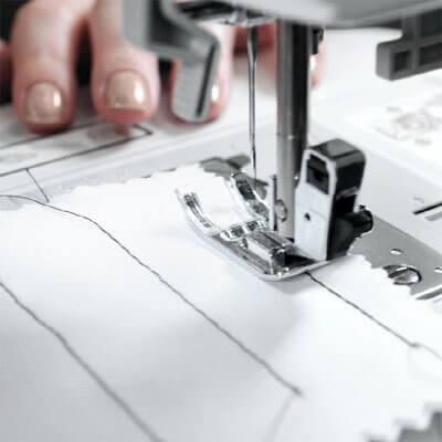 How to Sew a Straight Stitch