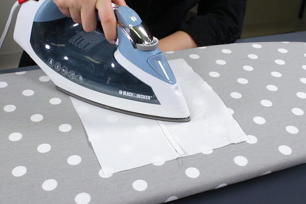 How to Sew a French Seam & Mock French Seam - French seam
