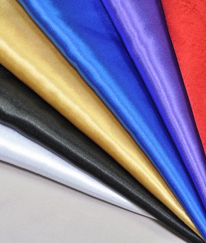 Satin Fabric Product Guide