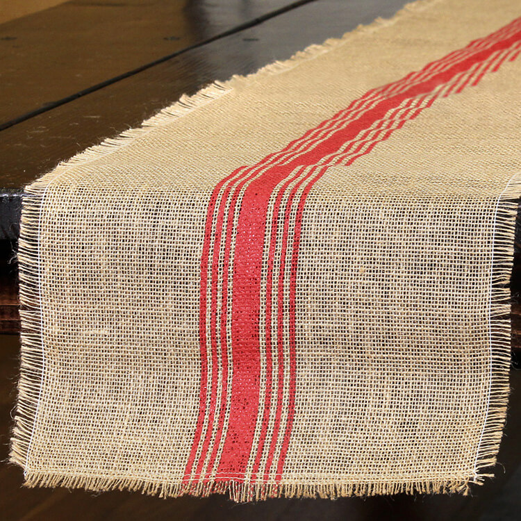 Burlap Table Runners Product Guide