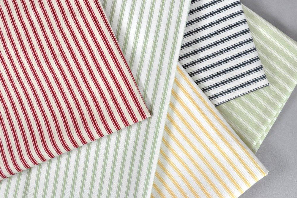 Designer Ticking Fabric