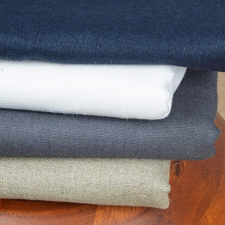 Belgian Linen Fabric Product Guide