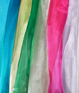 Organza Fabric Product Guide