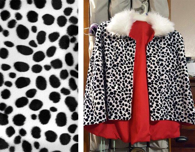 cruella-cape-dalmatian-faux-fur