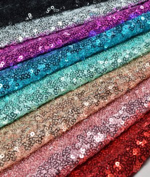 Sequin Fabric Product Guide