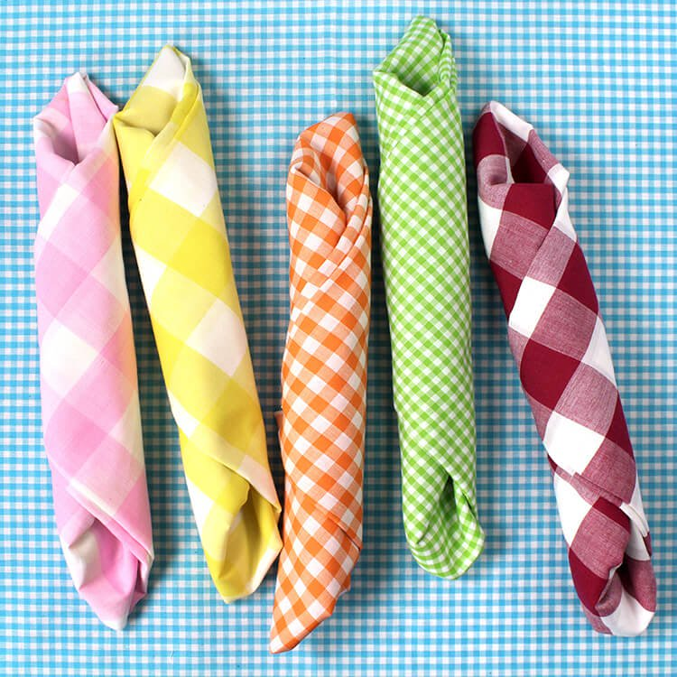 Gingham Fabric Product Guide