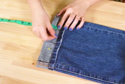 How to Hem Jeans