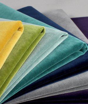 Velvet Upholstery Fabric Product Guide