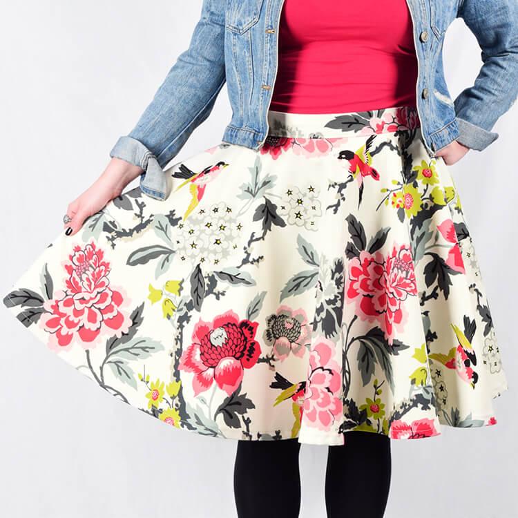 How to Make a Circle Skirt
