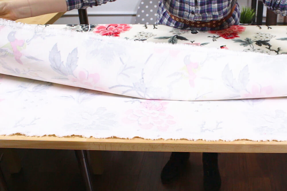 How to Make a Circle Skirt - Measure and mark the waist