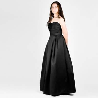 Prom Dress Hem