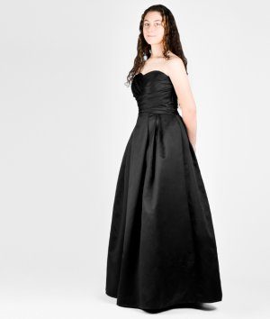 How To Hem a Layered Gown
