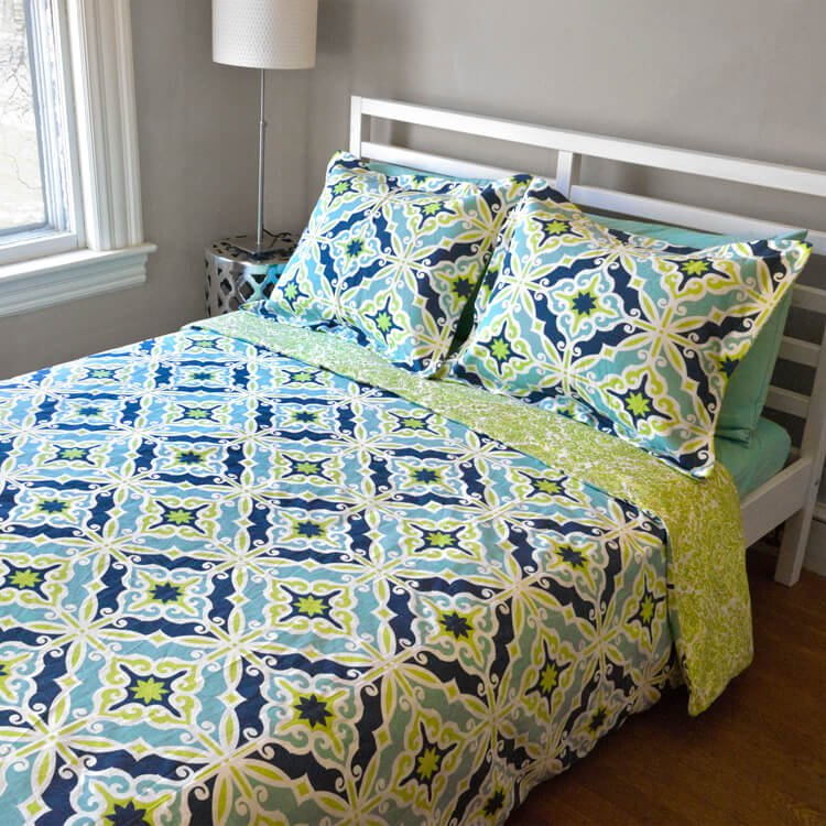 How To Make A Duvet Comforter Cover Ofs Maker 39 S Mill