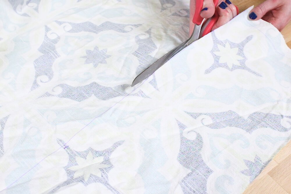 Duvet Cover - Cut on the line