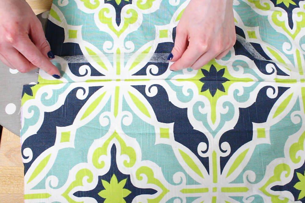 Duvet Cover - Line up patterns again