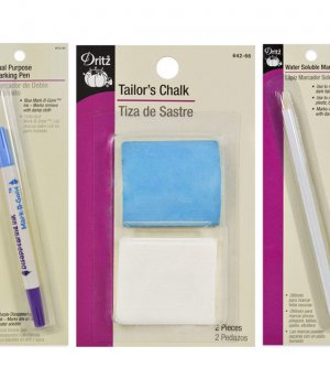 Fabric Markers Product Guide