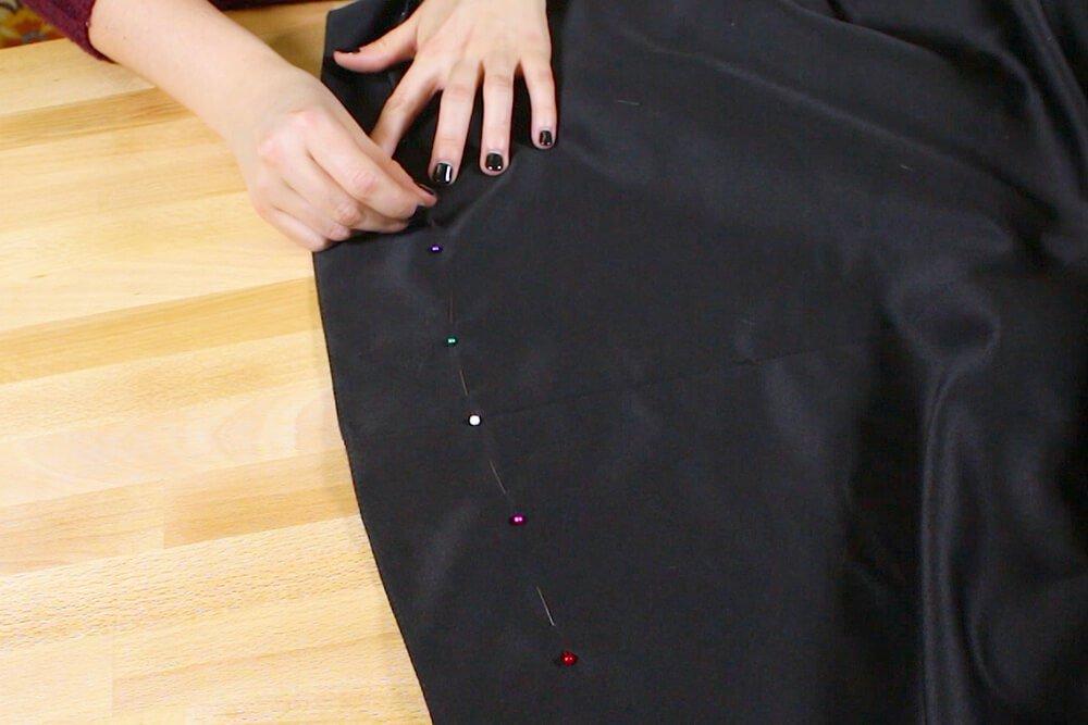 How to Hem a Layered DressHow to Hem a Layered Dress
