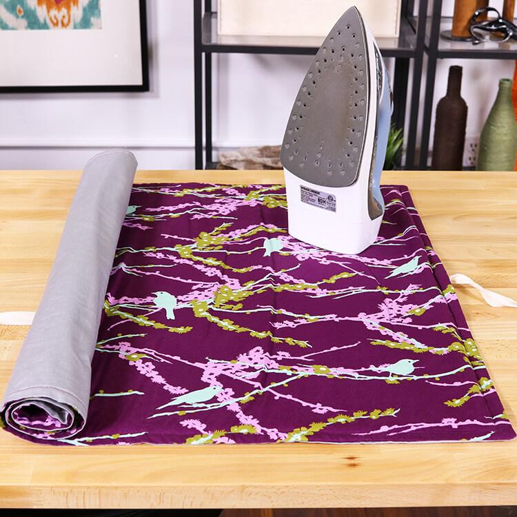 How to Make an Ironing Mat