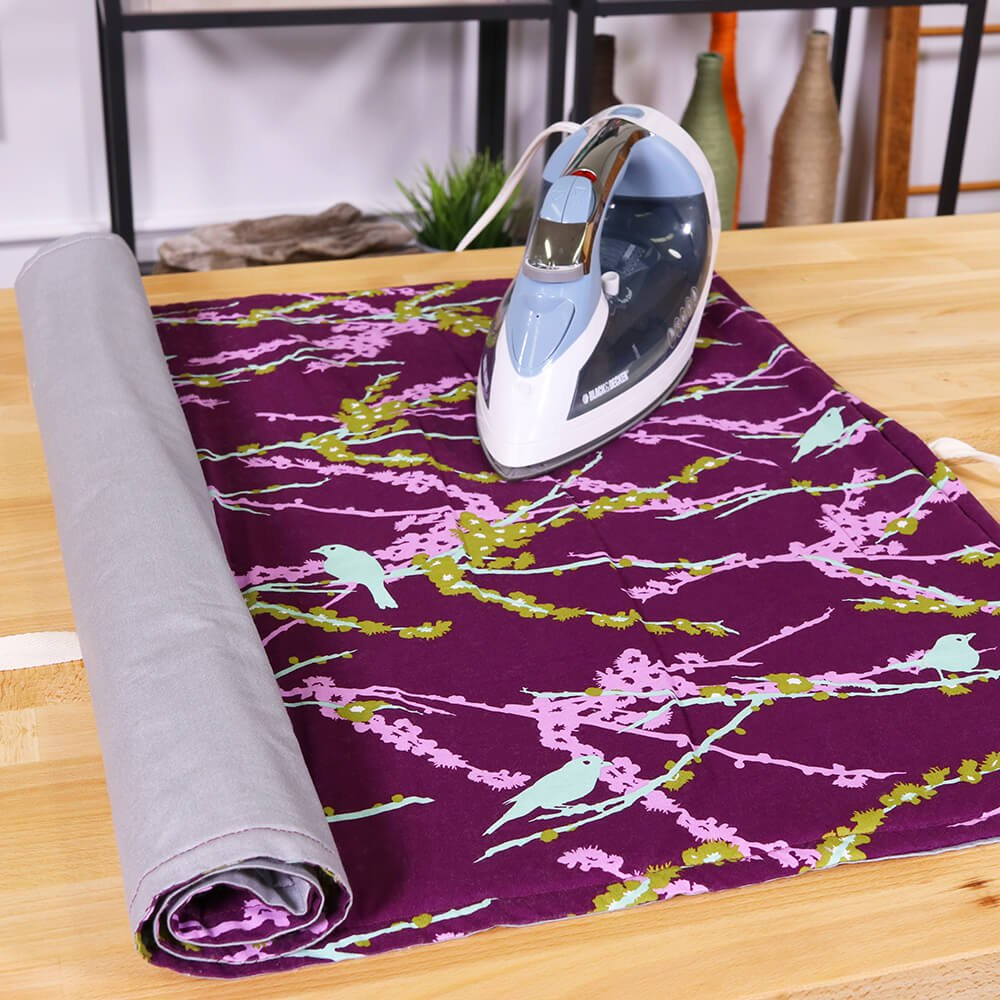 How to Make an Ironing Mat - Finished