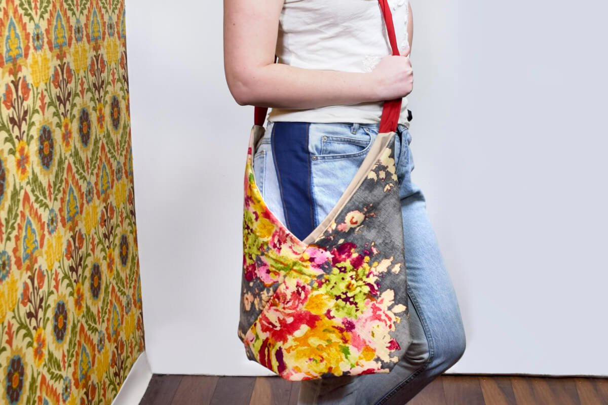 How to Make an Origami Tote Bag