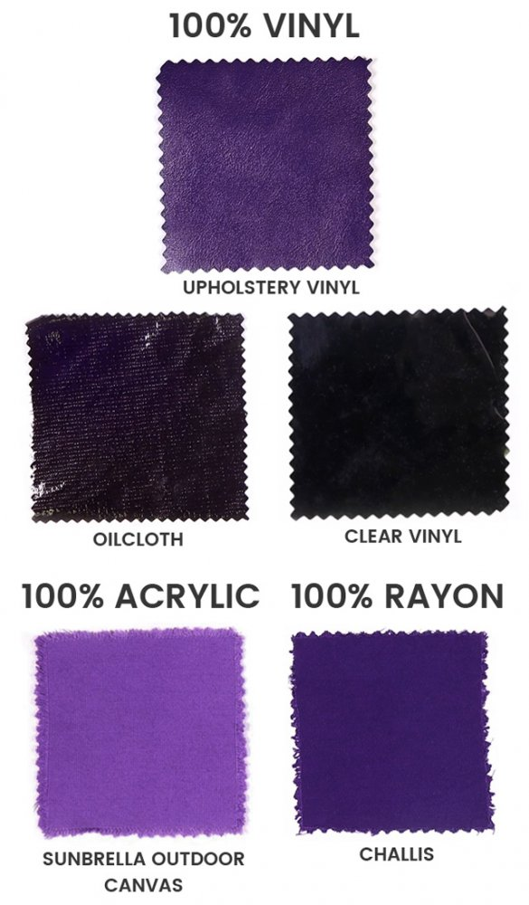 Rit DyeMore - Acrylic, rayon, and vinyl