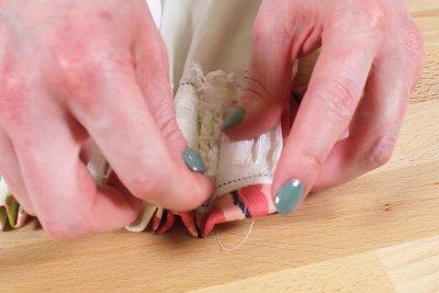 Pencil Pleat Curtains - Tuck between pleats