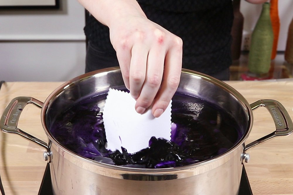 Rit DyeMore - Add the fabric to the dye bath
