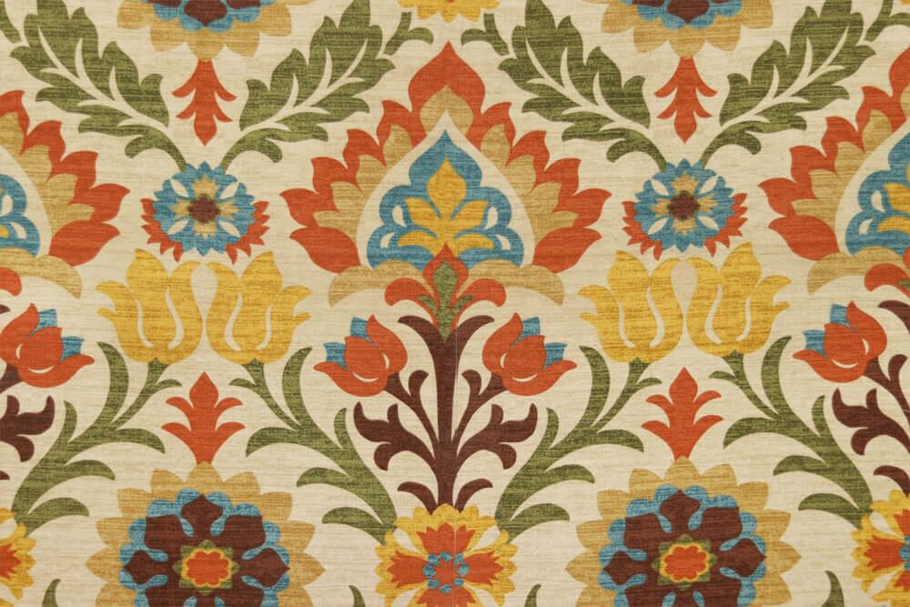 Fabric Wallpaper - Seam