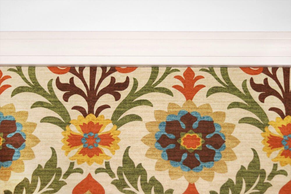 Fabric Wallpaper - Trim