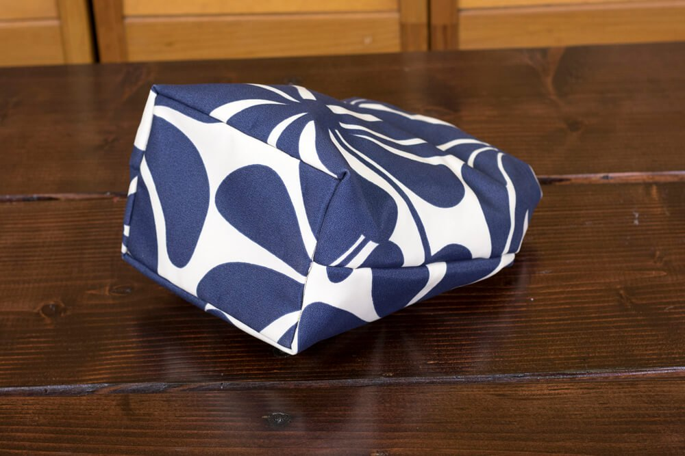 How To Make a Lunch Bag - Finished 3