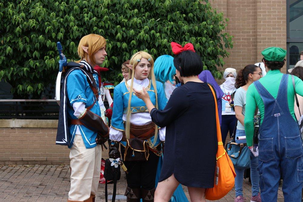 Kiki and Zelda