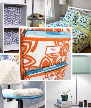 Back to School Projects for Dorm Rooms