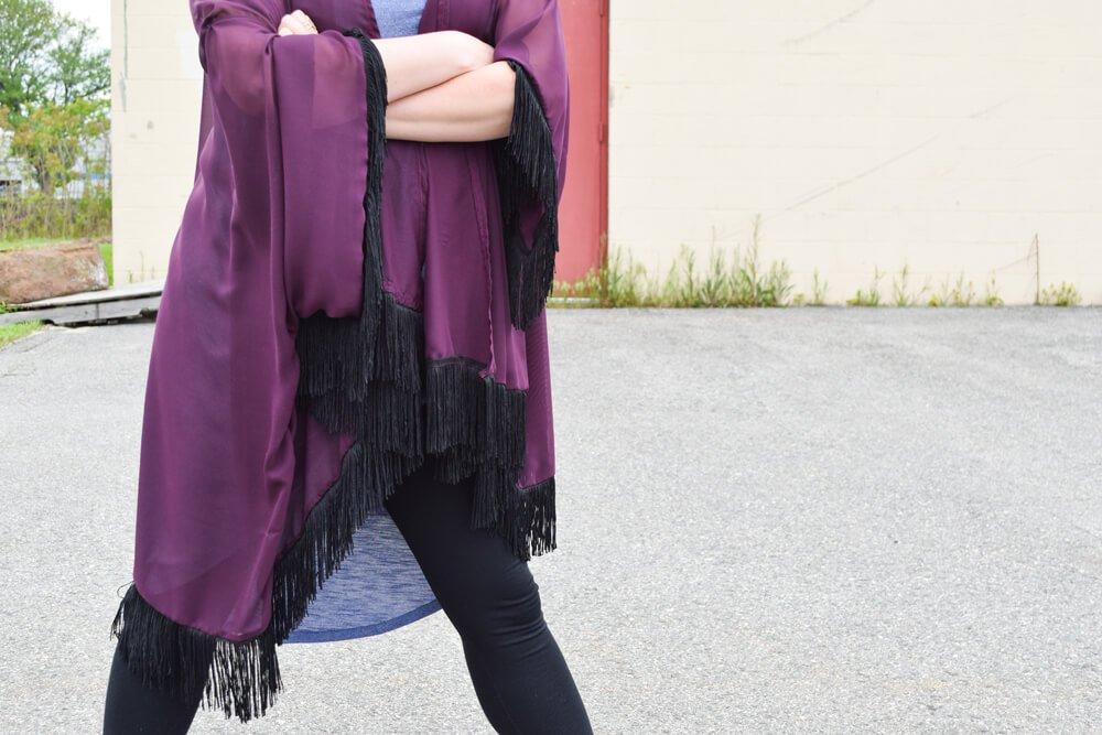 How To Make Kimono-finished
