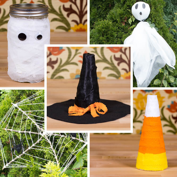 5 Halloween Decor Projects