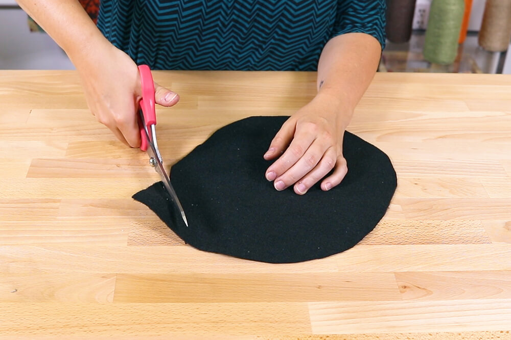 5 Halloween Decor Projects - Witch Hat