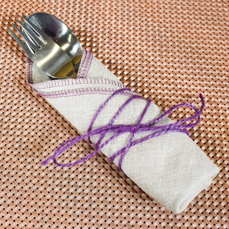 3 Ways To Make Linen Napkins