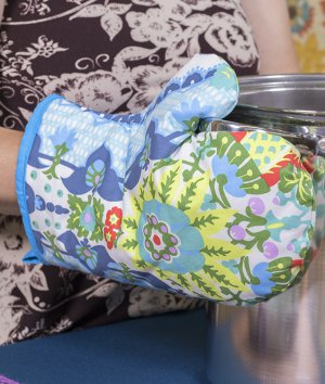 How to Make Oven Mitts