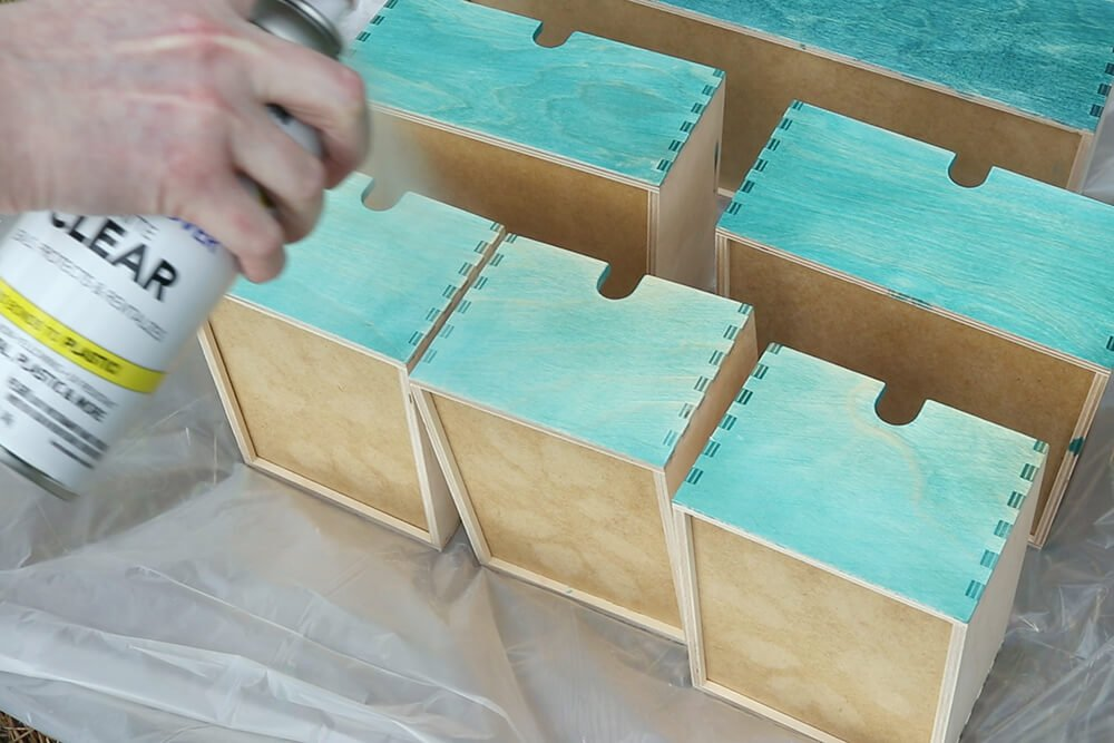 How to Stain Wood with Rit Dye | OFS Maker's Mill