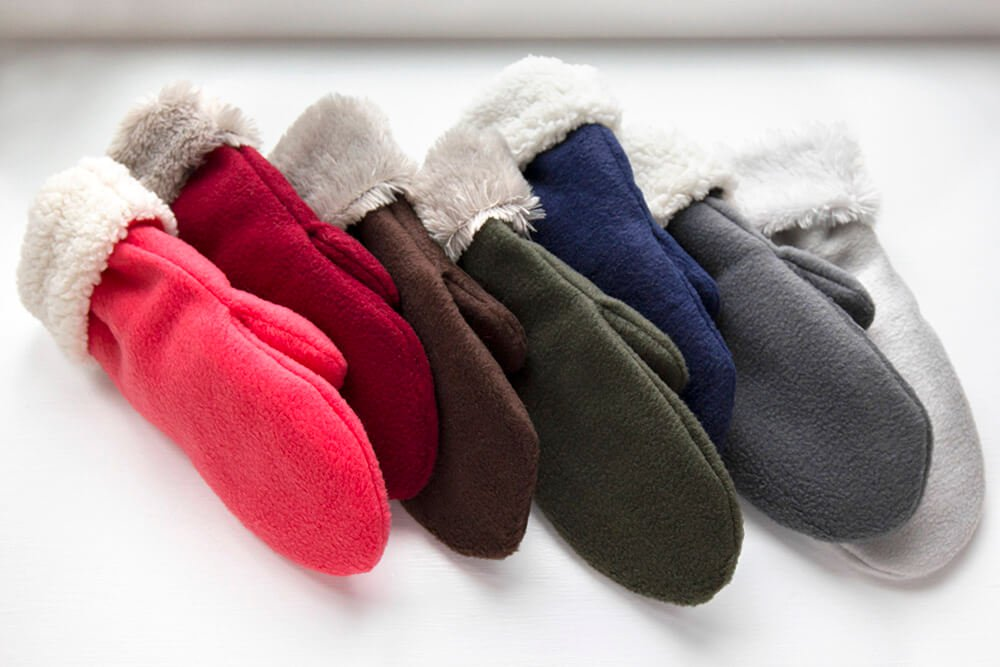 Fleece Mittens Gifts