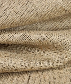 How to Sew Burlap