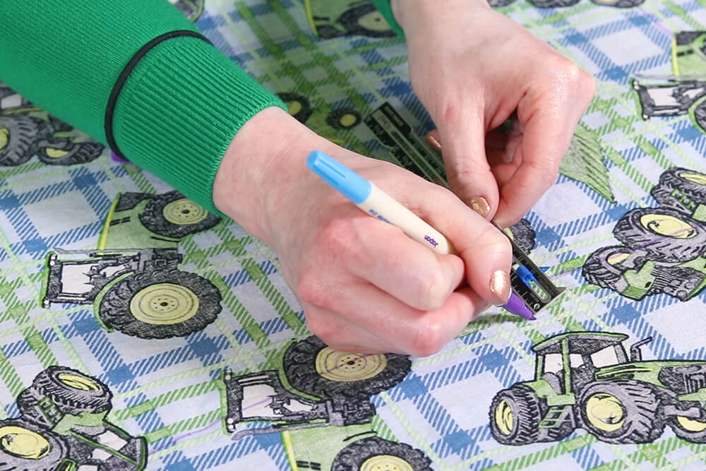 how to add a drawstring to pajama pants