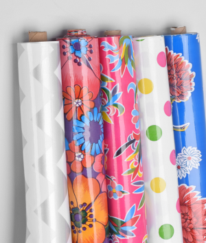 How to Sew Oilcloth Fabric