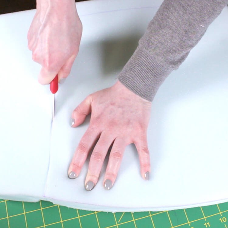 How to Cut Foam