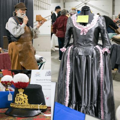 2018 Northeast Reenactors Fair
