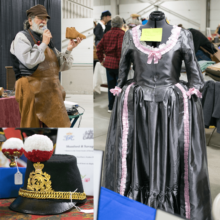 2018 Northeast Reenactors Fair