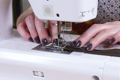 How to Make a Faux Leather Vinyl Handbag - Step 2