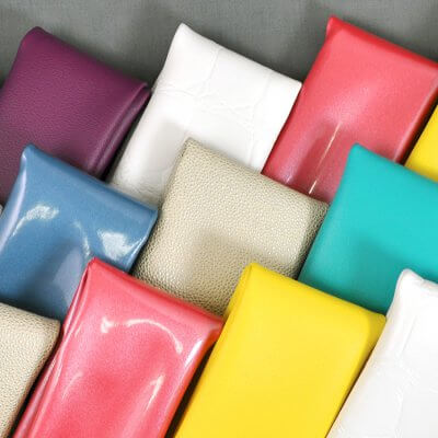 Vinyl & Leather Fabric Product Guide