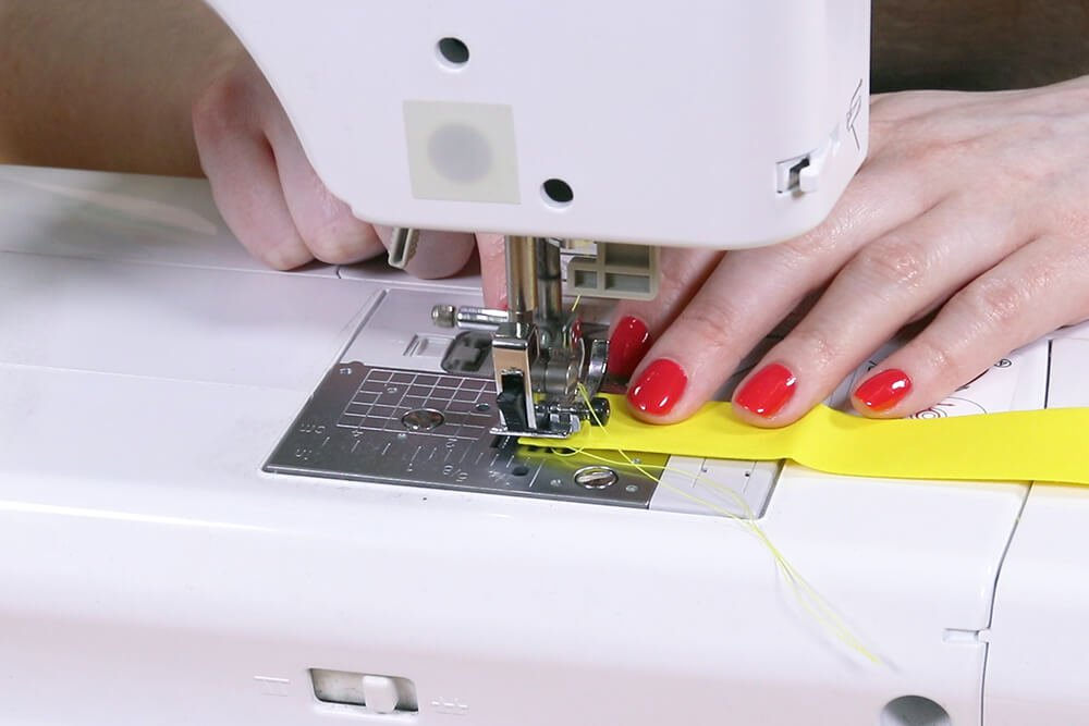 How to Make an Oilcloth Apron - Step 3