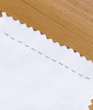 How to Hand Sew a Running Stitch